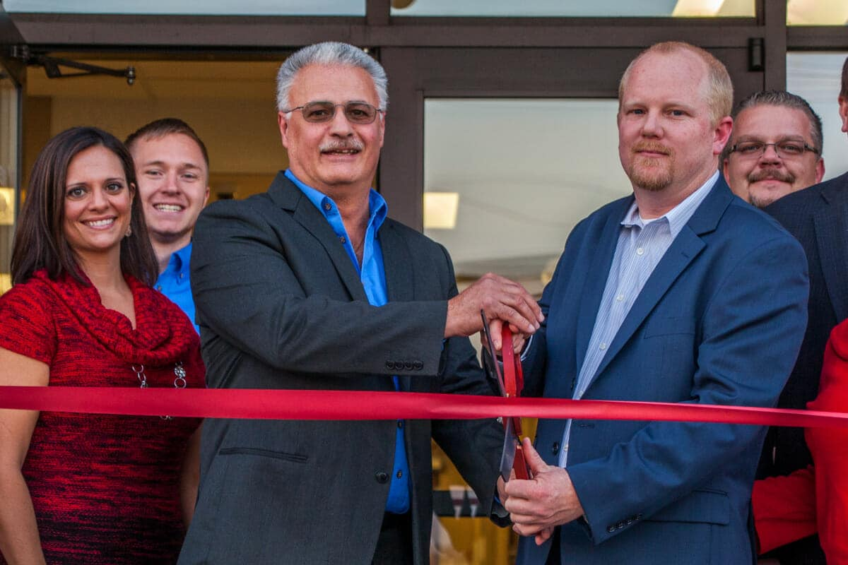 Green Technology Services Celebrates New Office