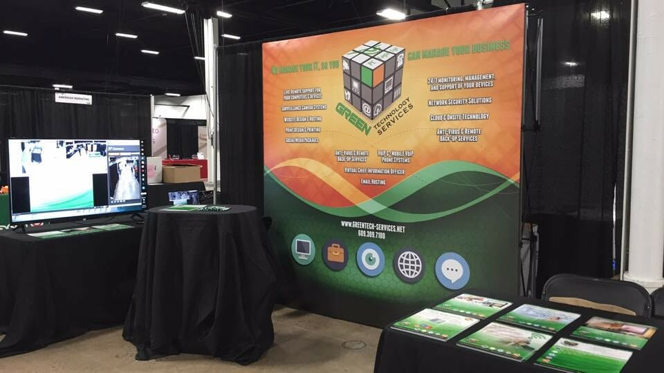GreenTech Takes Over the Small Business Expo