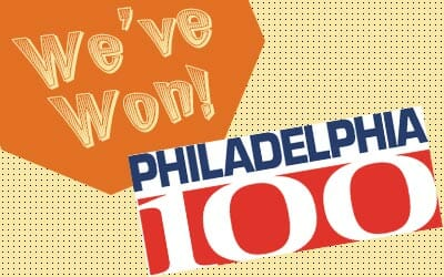 GreenTech is a Philadelphia 100® Winner!