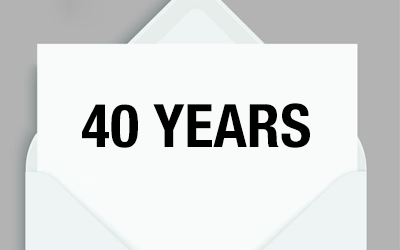40th Anniversary of Email Marketing