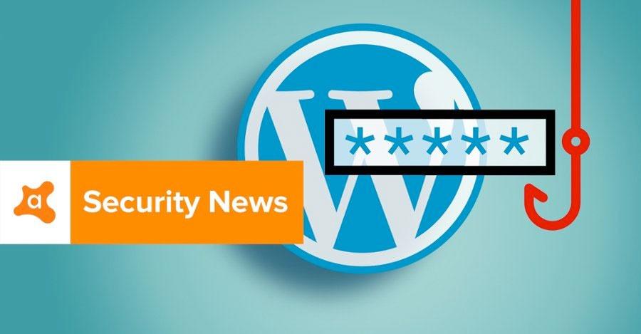 securenews - Phishing Scam Targets WordPress Users
