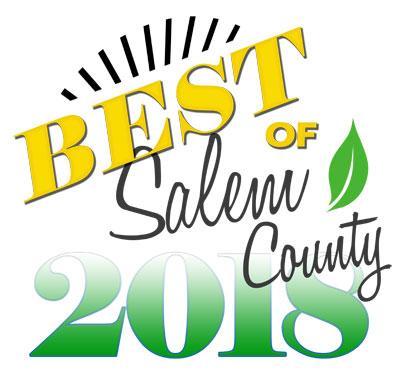 """BESTOFLOGO18 - GTS wins Triple """"Best of Salem County"""""""