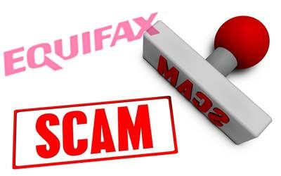 Equifax Settlement Phishing Scam